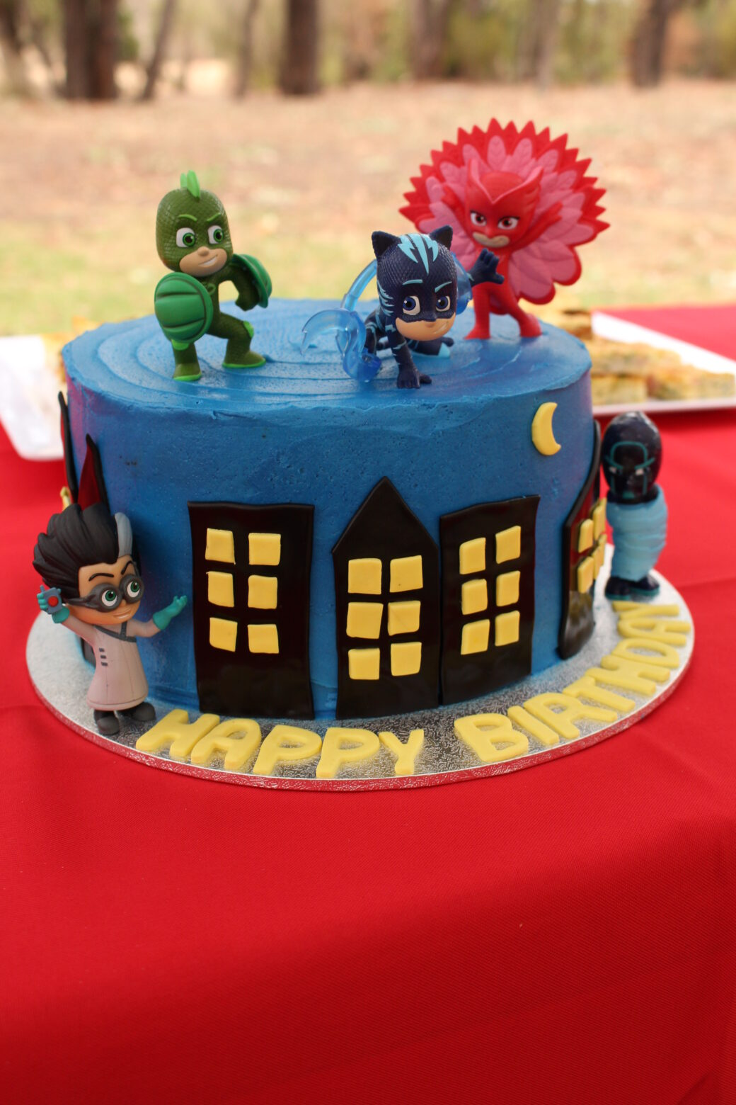 Making Your Own Kids Birthday Cake Perth Hills WA Where Can I Hire A Tin
